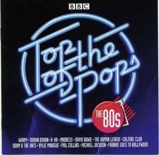 Top Of The Pops : the 80's - various artists 3 CD's