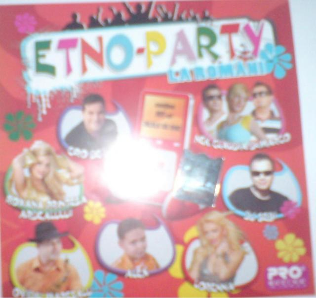 Etno Party La Romani 2008 [[Album Original]]