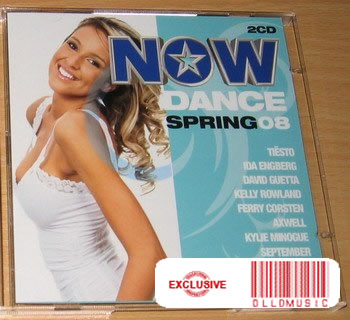 Now Dance Spring 08 2CD 2008