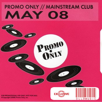 Promo Only Mainstream Club May 2CD 2008