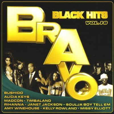 VA - Bravo Black Hits Vol. 18 - 2CD (2008)