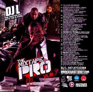 DJ L - The Mixtape Pro Vol. 1