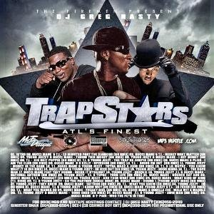 DJ Greg Nasty - Trapstars (ATL's Finest)
