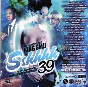 The Honorable King Smij - Sshhhh Vol.39