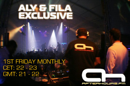 Aly & Fila - Monthly Exclusive April (04.04.2008)