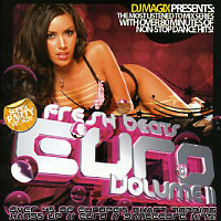 Fresh Beats Euro vol 11 (Mixed by DJ Magix) -Bootleg-2008-UR4DT