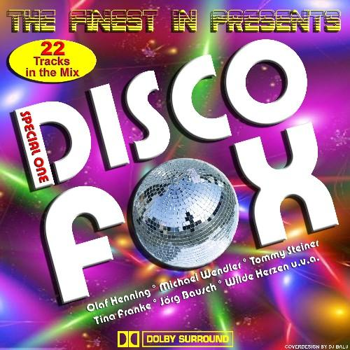 VA - The Finest in... Special One...Disco Fox