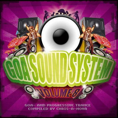 VA - Goa Sound System Vol 8 - 2CD (2008)