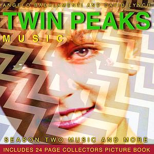 Angelo Badalamenti - Twin Peaks Season 2 Soundtrack