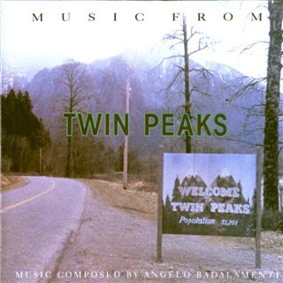 Angelo Badalamenti - Music From Twin Peaks (1990)