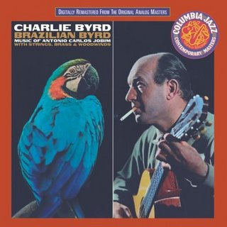 Cover Album of Charlie Byrd - Brazilian Byrd
