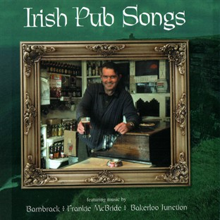 Irish Pub Musik - Broderick Cd