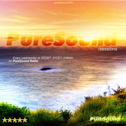 Puresound Sessions Episode 057 with Danyi and Bjorn Akesson (PureSound.fm)