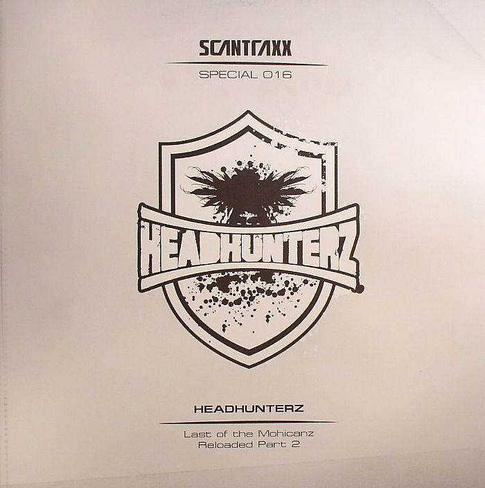 Headhunterz - Last Of The Mohicanz (2008)