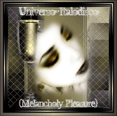 UNIVERSO-ITALODISCO (MELANCHOLY PLEASURE) VOL.10