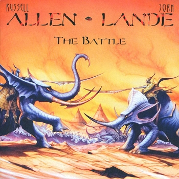 Russell Allen / Jorn Lande - The Battle (2005)