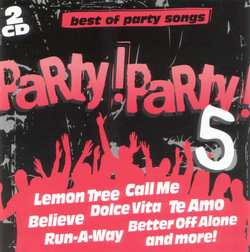 VA - Party Party Volume 5 (2008)