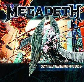 Megadeth - United Abominations (2008)