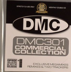 DMC Commercial Collection 301 (2008) -2CDs
