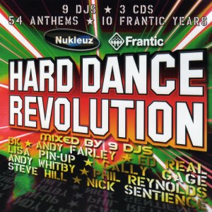 Hard Dance Revolution 3cd