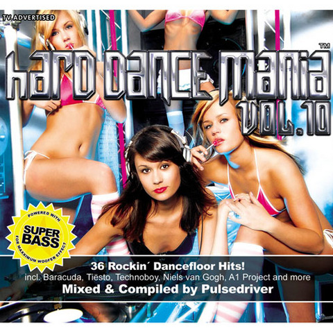V A Hard Dance Mania Vol 10