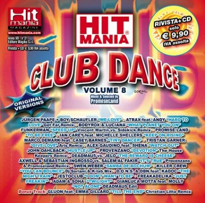 V.a. - Hit Mania Club Dance Volume 8