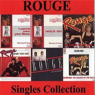 Rouge - Singles Collection 1985-88