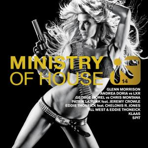 Ministry Of House Vol 14-2CD-2008