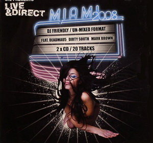 Cr2 Presents Live & Direct - Miami 2008 (Unmixed Format)