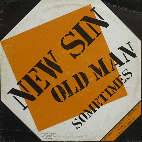 New Sin - Old_Man by MaXX oldd request