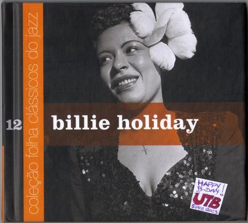 Billie Holiday - Colecao Folha Classicos do Jazz Vol 12 (2007)