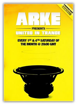 Arke - United In trance 010 (05-04-2008)