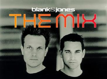 Trance – Blank and Jones – The Mix (2008 week 15) (07/04/2008)