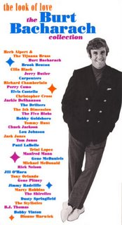 BURT BACHARACH COLLECTION - THE LOOK OF LOVE