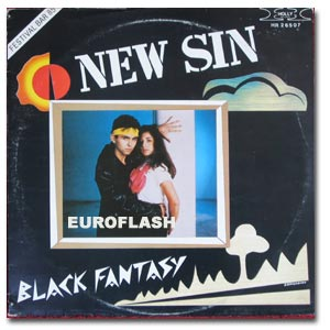 1985 - New Sin - Black fantasy