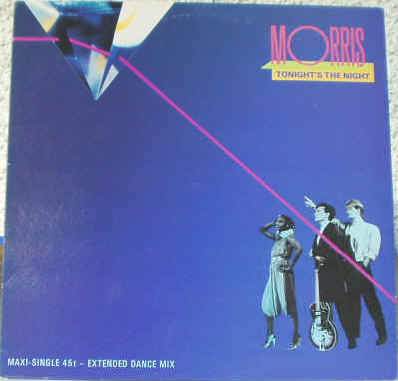 Morris - Tonight's the night (extended version) '85