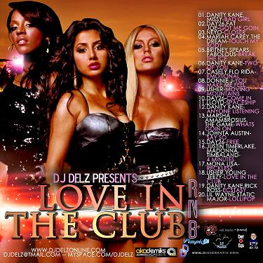 Dj Delz - Love In The Club