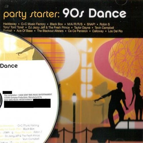 Party Starter: 90s Dance - 2008