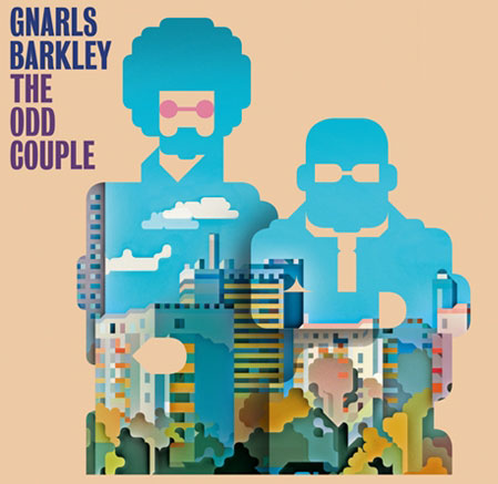 Gnarls Barkley - The Odd Couple (Instrumentals) Acapella Instrumental