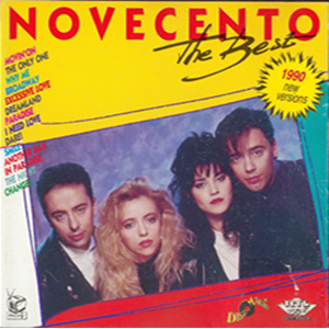 Novecento-The Best Of Album Excllusiv - Only Here