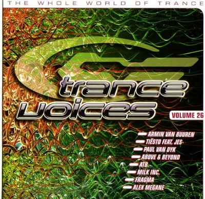 VA - Trance Voices Vol 26 - 2CD (2008)