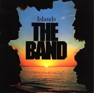 The Band - Islands (1977)
