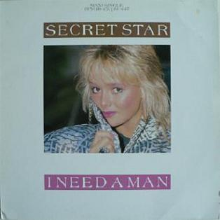 Secret Star - I Need Man 1986