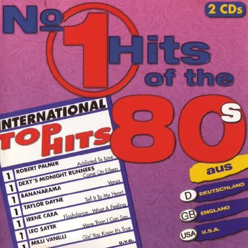 VA - No. 1 Hits Of The 80's