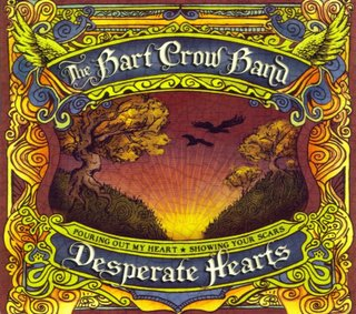 Bart.Crow.Band - Desperate Hearts