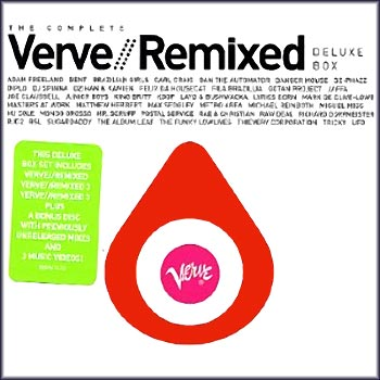 VA - Verve Remixed PLUS (2005) (bonus material)