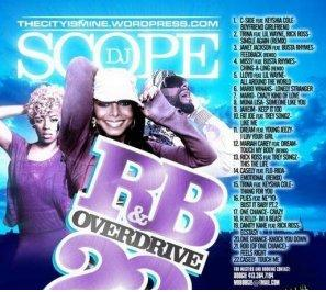 DJ Scoop - RNB Overdrive 22