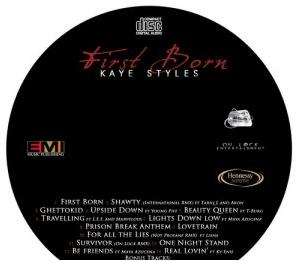 Kaye Styles - First Born (2008)