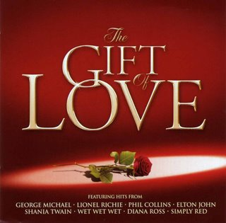 Various Artists - Gift Of Love -BoxSet - 3CDs - 2008