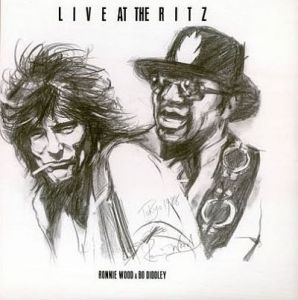 Ronnie Wood & Bo Diddley - Live At The Ritz (1988)